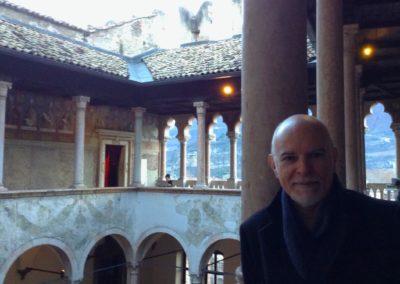 Filippo Cailotto a Trento