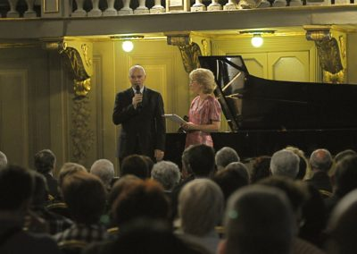 """Concorso Internazionale di musica da camera """"Salieri-Zinetti"""", Filippo Maria Cailotto, direttore artistico"""